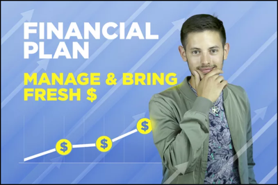 Do A Professional Financial Projection in 12 Hours