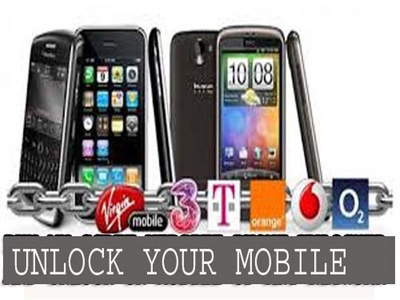 Unlock any of your network locked, Locked mobile phone