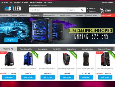 Design your Magento e-Commerce Website