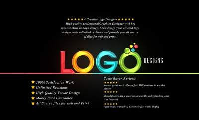 I will design Your Business Logo with complete source files