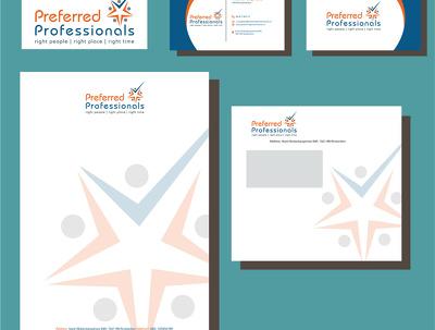 Stationery Design(Business Card, Letter head Envelope)