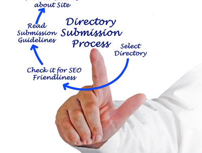 Offer 100 UK directory submission for quickly building link