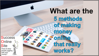 Show You How To Make Money Online In 48 Hours From Scratch