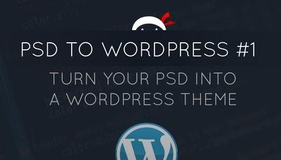 Create a Wordpress website with full customization options
