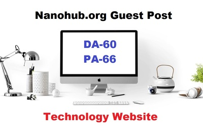 Guest posting on Nanohub.org DA60 PA66 Technology Website