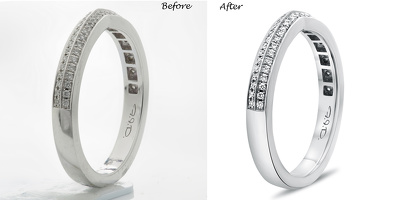 Do background remove and jewelry retouching 5 image