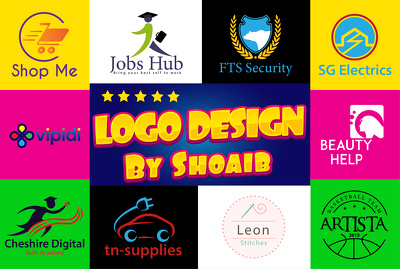 Design Awesome/Creative and Professional LOGO for you