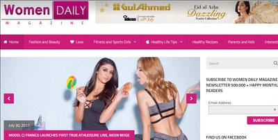 publish Guest Post on Womendailymagazine.com DA 52 Do-Follow