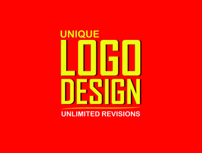Professional & killer Logo Design  Free Favicon All Source Files