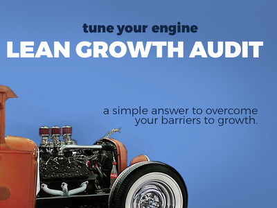 Lean Growth Audit - find the key to your growth engine