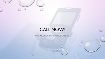 Offer 1 hour email or telephone support to assist with any tax