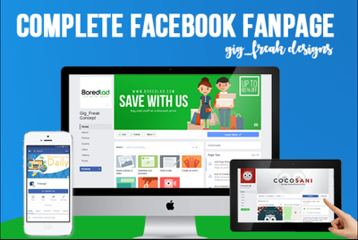 Create Manage And Promote Your Facebook Page