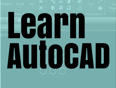 Gave you a lesson in AutoCAD