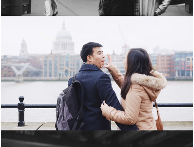 Take your pre-wedding/holiday/family/casual pictures in London