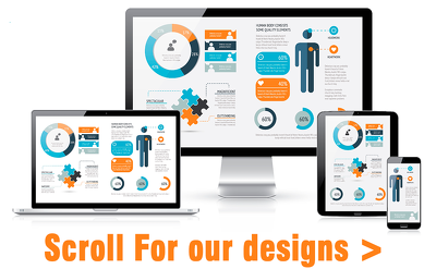 Do Mock Up Design, Web Template, Or Website Design