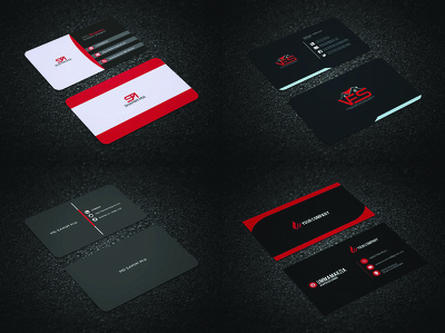Design Professional And Unique Business Card For Your Company In