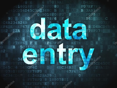 Do data entry and advertisement posting work