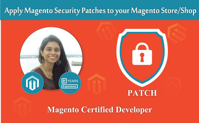 Apply Magento security patches to your Magento Store/Shop