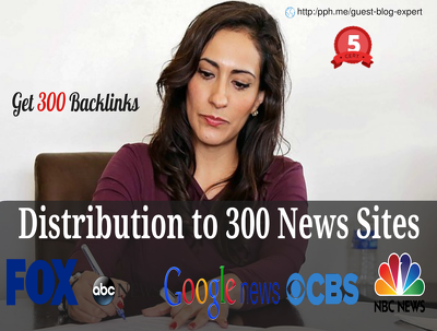 Press Release on Google News, Fox, ABC and 300+ Sites
