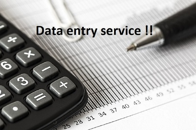 Help you for 1 hour of Web research, Data entry or Admin work.