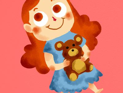 Create Children book Illustrations