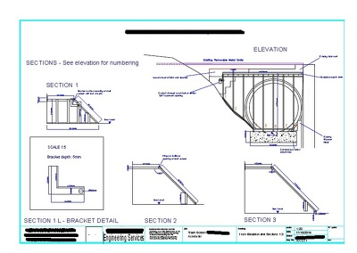 Offer 2D AutoCAD drafting services (5 hours)