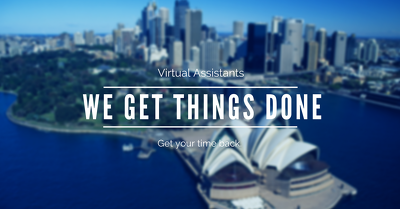 Be your virtual assistant (Admin, Support, Typing) for 1 hour