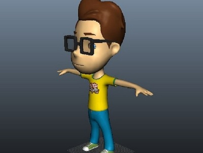 Make 3d Character Models For Games And Animation