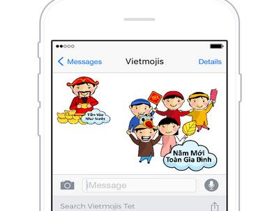 Develop an iOS Sticker App