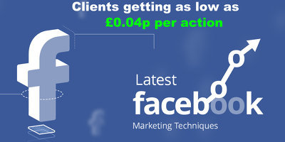 Create highly cost effective Facebook ads, see results