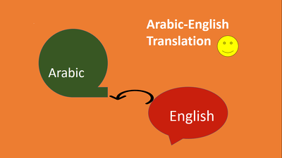 Manually translate 1000 words from Arabic to English