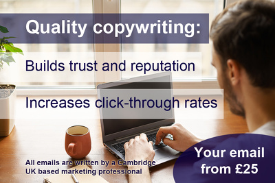 Write incredibly compelling email copy