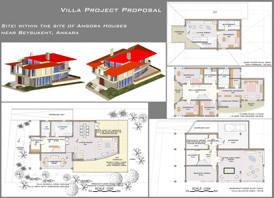 Prepare 2d plan layouts for your office or resident
