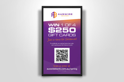 Design your advert, advertisement or flyer