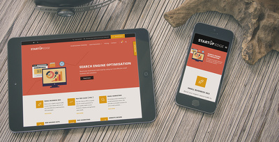 I can design and build you a Responsive website