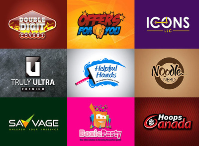 Design premium logo with unlimited concepts and revisions