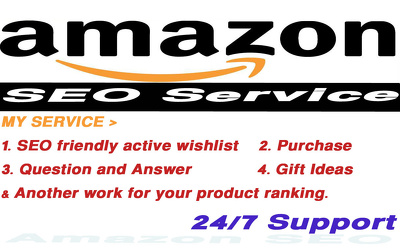 Rank your product in page no 1.100% satisfaction   guaranteed.