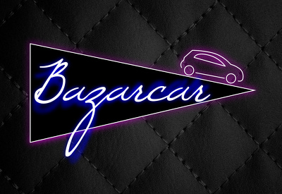 Replicate your logo into glowing logo for profile cover web