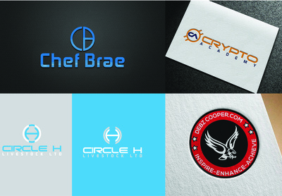 Design Professional 3D and circle logo for your company