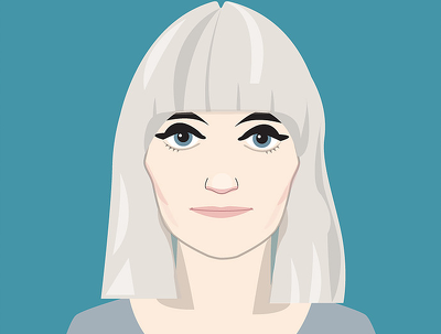 Create a fun illustrated portrait of you or a friend.
