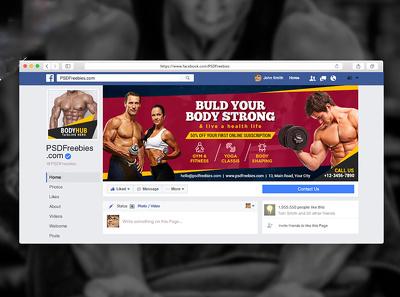 Design a stunning Social Media cover design for you