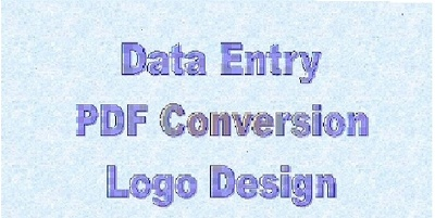 Do any types of Data Entry based jobs in 2 hours