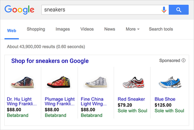 Set Up Google Shopping Including Merchant Center Feed
