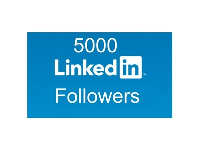 700 LinkedIn Profile/Company Page Follower to increase your SEO