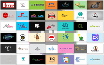 Design bespoken  logo + Free Business Card + Source Files