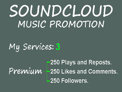 Do real hip hop soundcloud promotion