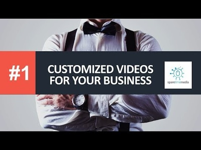 Create a stunning, creative and eye-catching promotional video