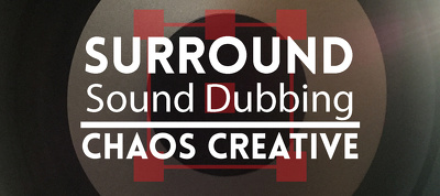 Create a surround sound dubbing mix for your trailer
