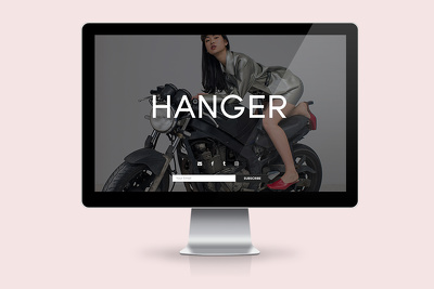 Design your 1 page website / landing / holding page