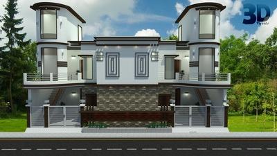 Design photorealistic exteriors